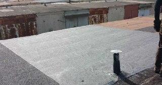 Ремонт кровли гаража Санкт-Петербург цена от 304 руб
